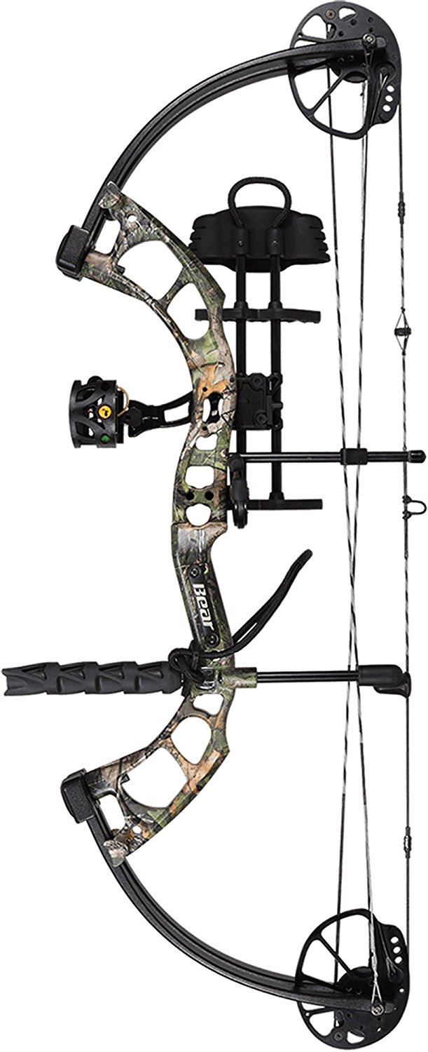 Bear Archery Cruzer Ready to Hunt Compound Bow Package