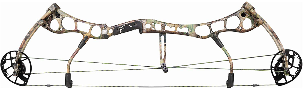 Bear Archery Anarchy HC Bow 60lb RH A4AN20006R