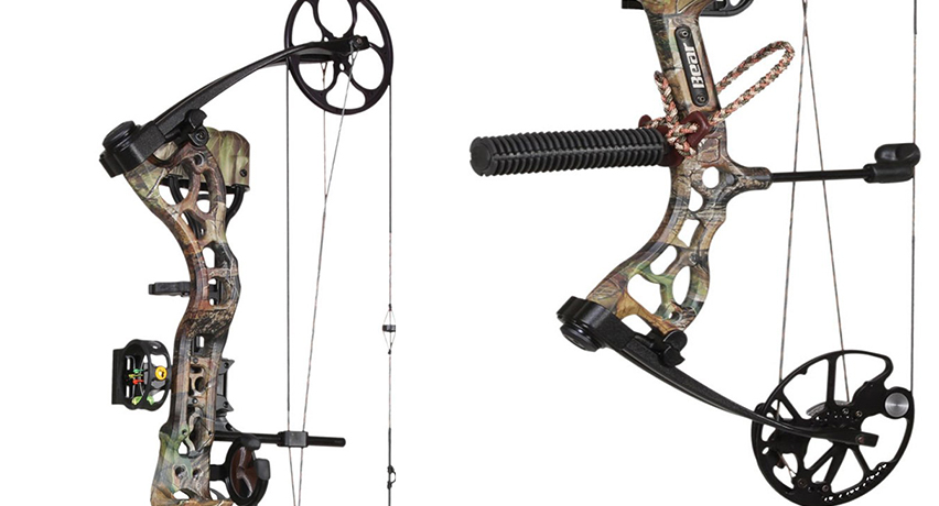 Bear Archery Bow Attitude RTS Package