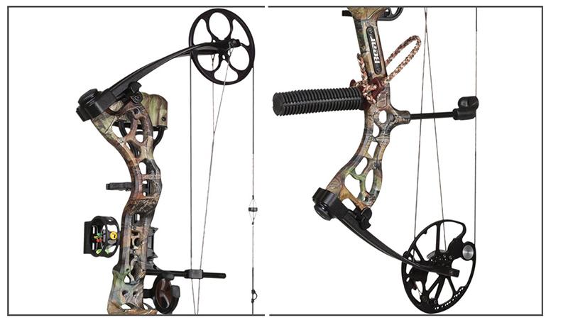 Bear Archery - Bow Attitude