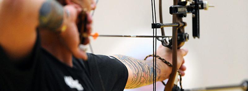 Bear Archery Finesse RTH 50lb RH Test