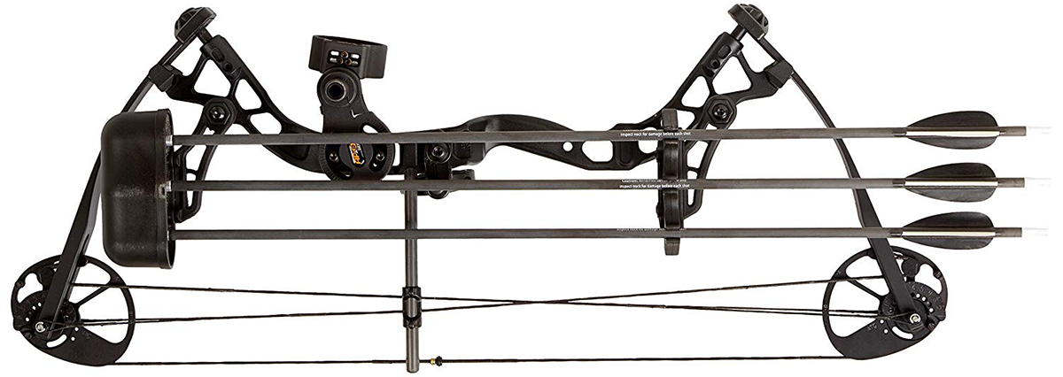 Diamond Atomic Package Youth Model RH Blue Bow