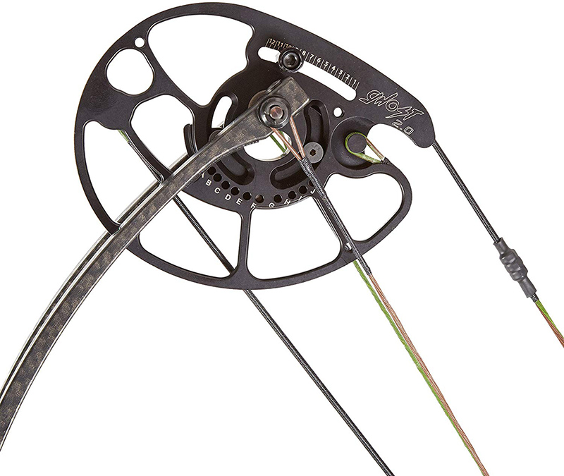 Martin Archery Lithium LTD 60# Compound Bow