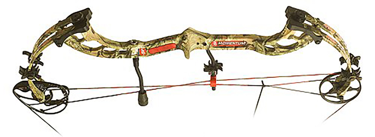 PSE Momentum 26-31-Inch Right Hand Bow System
