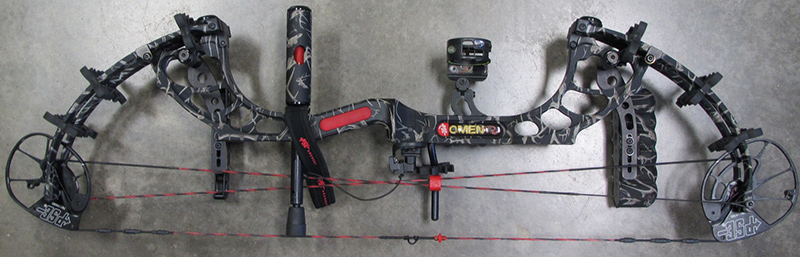PSE Prophecy 70-Pound Skullworks Bow Test and Review