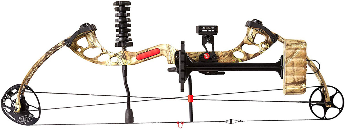 PSE Ready to Shoot Stinger X 70 Compound Bow